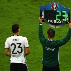 Hublot per Euro2016