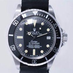 Rolex Submariner Cartier - 100.000 dollari