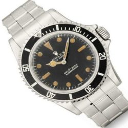 Rolex Submariner James Bond