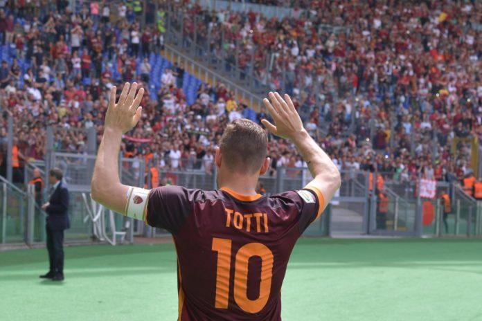 La Nike ai piedi di Totti: ecco lo speciale (e limitato