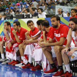 Basket, Italia vs Tunisia - torneo Preolimpico FIBA a Torino