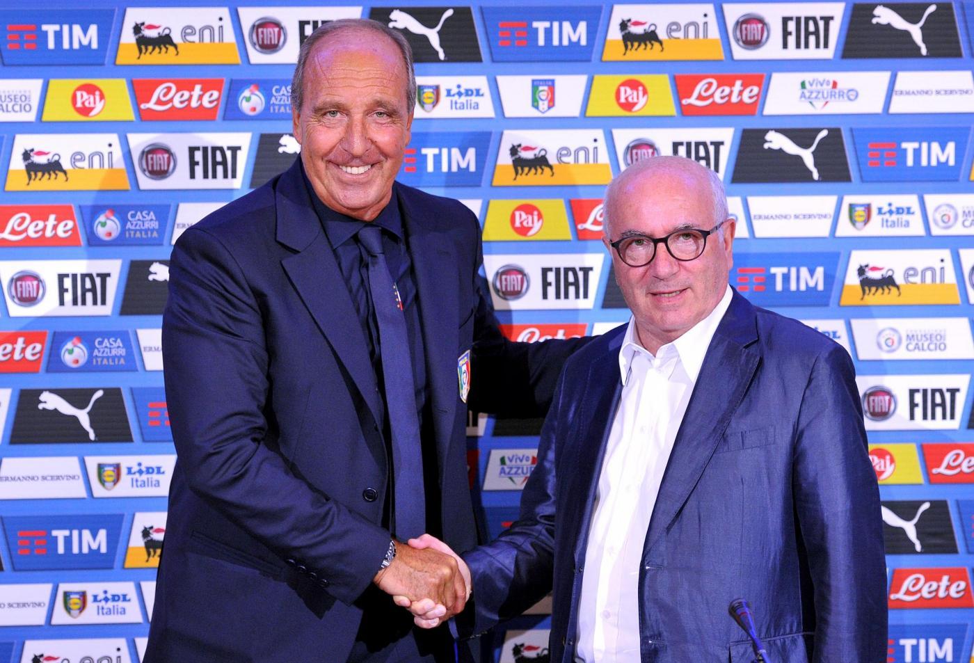 Serie A, la proposta di Tavecchio:
