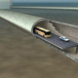 tunnel norvegia