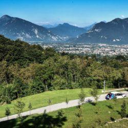 Peugeot Sport Italia 3 rally friuli
