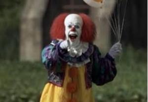 It The Clown!