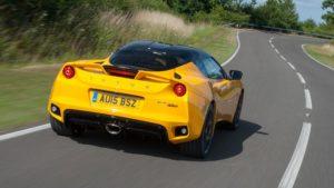 Lotus Evora 400 5