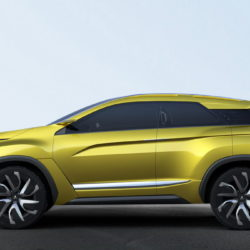Mitsubishi XM concept (2)