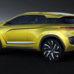 Mitsubishi XM concept (3)