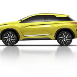 Mitsubishi XM concept (4)