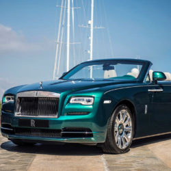 Rolls-Royce Dawn e Wraith per Porto Cervo (2)