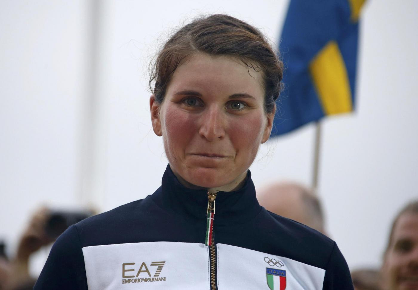 Olimpiadi Rio 2016: Bronzo nel ciclismo Elisa Longo Borghini