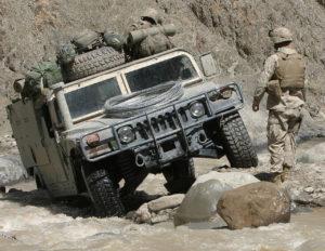 hummer militare