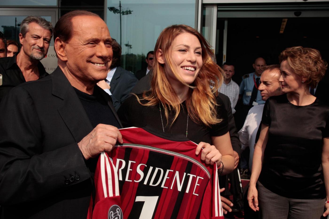 Cessione Milan, Berlusconi: