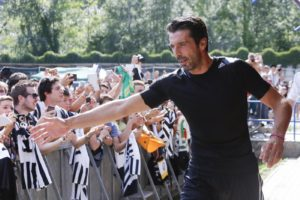 La Juventus a Villar Perosa per la consueta amichevole