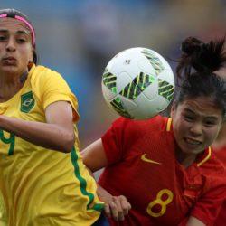 Olimpiadi Rio 2016, Calcio femminile: Brasile vs Cina