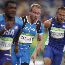 Olimpiadi Rio 2016 - 200 metri uomini - La semifinale di Matteo Galvan