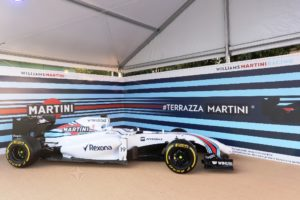 martini racing williams
