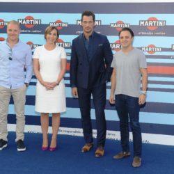 Valtteri Bottas;Claire Williams;David Gandy;Felipe Massa