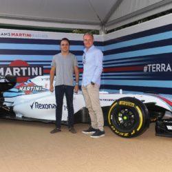 Felipe Massa;Valtteri Bottas