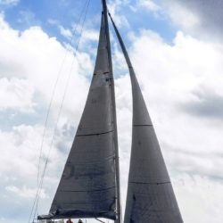 Waterkampioen European Yacht of the year verkiezing in St Margharita di Liguri De Advanvced 44