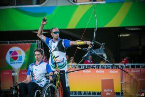 Airdoli-Mijno durante la finale che è valsa il bronzo