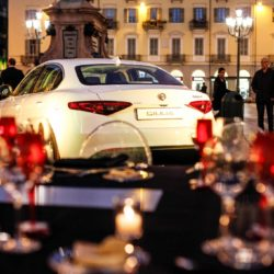 The red table Alfa Romeo