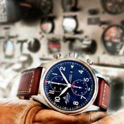 Alpina - Startimer Pilot Automatic Chronograph (4)
