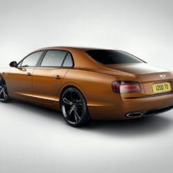 Bentley Flying Spur W12 S (1)