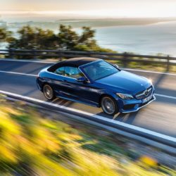 Mercedes-Benz C 400 4MATIC Cabriolet, A 205, 2016