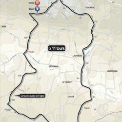 Cronometro junior uomini europei ciclismo 2016 pista