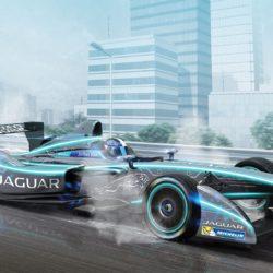 Jaguar Racing Formula E 2