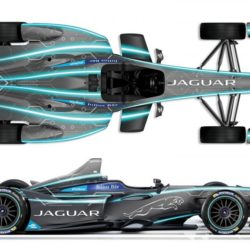 Jaguar Racing Formula E 3