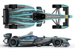 Jaguar Racing Formula E 3