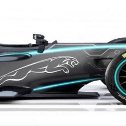 Jaguar Racing Formula E 4