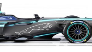 Jaguar Racing Formula E 4