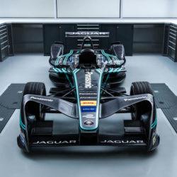 Jaguar Racing Formula E 6