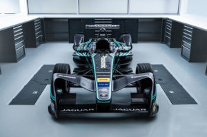 Jaguar Racing Formula E 6
