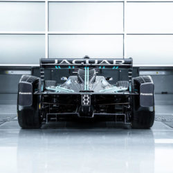 Jaguar Racing Formula E 8