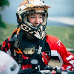 Jessica Leyne Ducati Globetrotter 90°