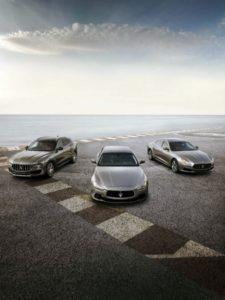 Maserati da sinistra_Levante_Ghibli_Quattroporte