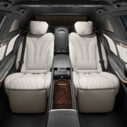 Mercedes-Maybach S600 Pullman Guard (3)