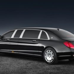 Mercedes-Maybach S600 Pullman Guard (4)
