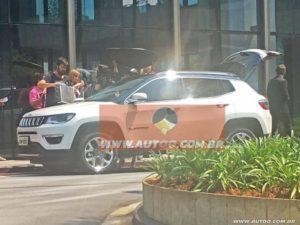 Nuova Jeep Compass 2017 (3)