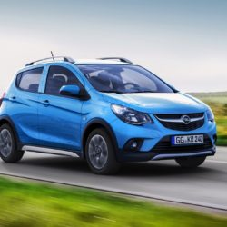 New Opel KARL ROCKS