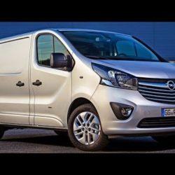 Opel Vivaro Sport 4