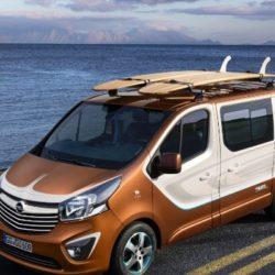 Opel Vivaro Sport 6