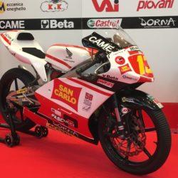 RS125R HONDA 125 2T -moto pilota Bergamini (1)