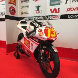 RS125R HONDA 125 2T -moto pilota Bergamini (2)