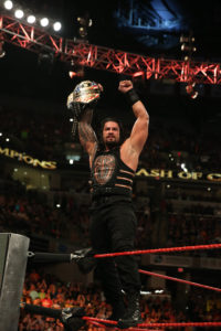 Roman Reigns new US Champion