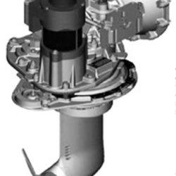 Steerable Propulsion Pod (2)
